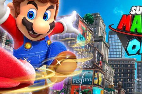 Super Mario Odyssey sur Switch: Nous y avons joué !