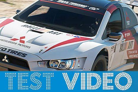 Gran Turismo Sport | Test vidéo
