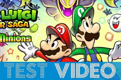 Mario & Luigi: Superstar Saga + Bowser's Minions (3DS) | Test vidéo
