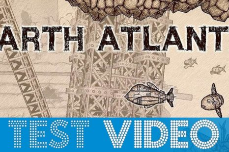 Earth Atlantis (Switch) | Test vidéo