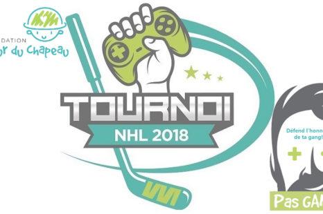 Un tournoi NHL 2018 annoncé à Québec