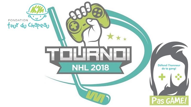 Tournoi NHL 2018