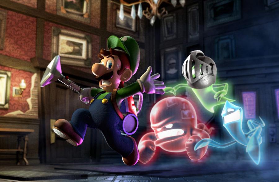 Luigi's Mansion- Dark Moon