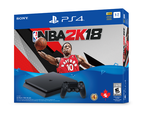 ps4 black friday deal nba 2k18