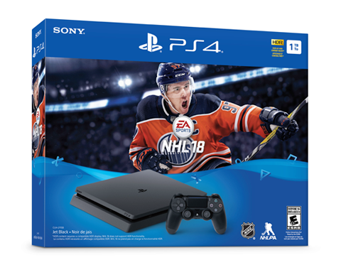 ps4 nhl18 black friday