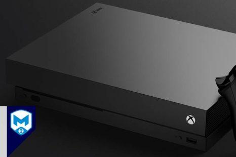 Xbox One X (Console) | Test vidéo