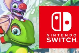 Yooka-Laylee : une date pour la version Switch