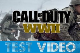 Call of Duty: WWII (Xbox One) | Test vidéo