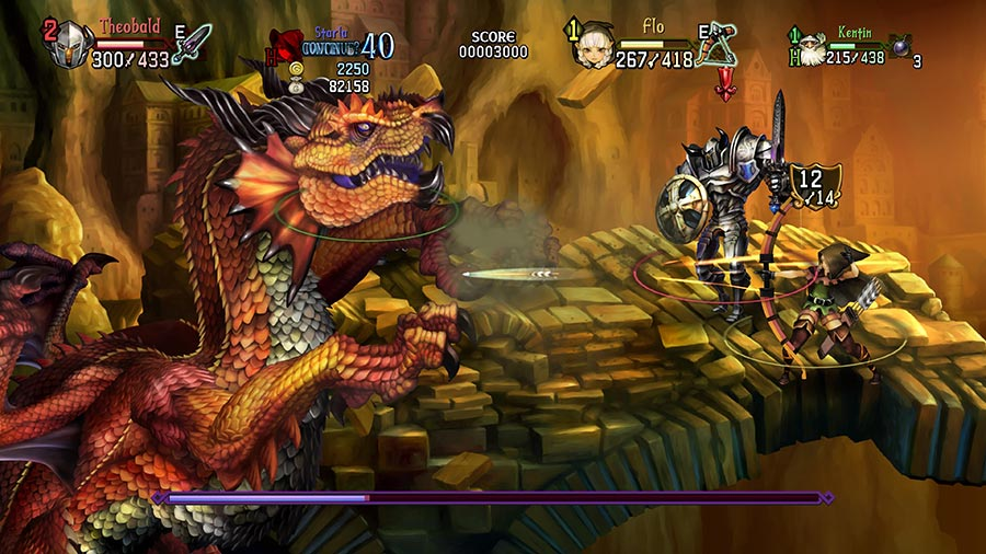 dragons crown pro ps4 pro