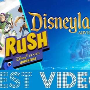 Disneyland Adventures – Rush: A Disney Pixar Adventure (Xbox One) | Test vidéo