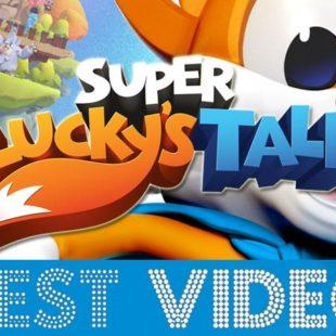 Super Lucky's Tale (Xbox One)   Test vidéo