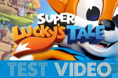 Super Lucky's Tale (Xbox One) | Test vidéo