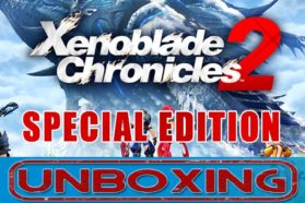 Unboxing de Xenoblade Chronicles 2 Special Edition