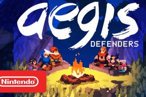 Aegis Defenders – Trailer | Switch