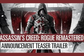 Assassin's Creed Rogue Remastered: Announcement Teaser Trailer – PS4 / Xbox One