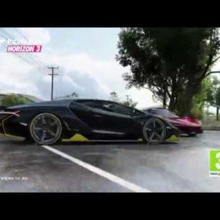 Bande-annonce Forza Horizon 3 – Optimisé | Xbox One X