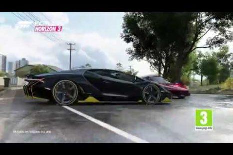 Bande-annonce Forza Horizon 3 – Optimisé   Xbox One X