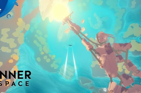 InnerSpace – Launch – Take Flight | PS4 / Xbox One / Switch / PC