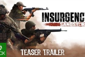 Insurgency: Sandstorm – Teaser Trailer | PS4 / Xbox One / PC