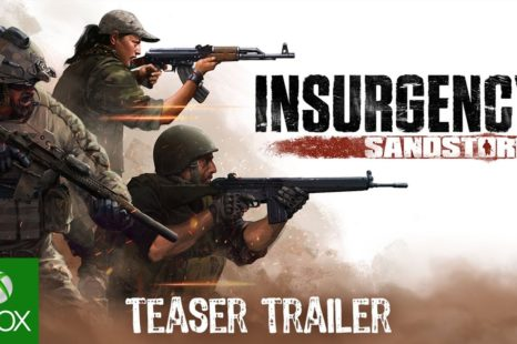 Insurgency: Sandstorm – Teaser Trailer | PS4 / Xbox One / PC