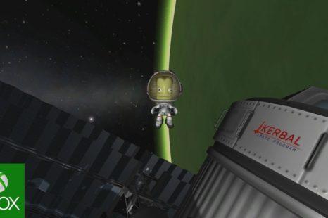 Kerbal Space Program Enhanced Edition – Launch Trailer   Xbox One