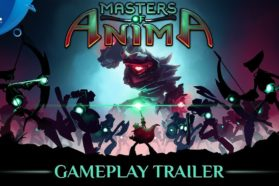 Masters of Anima – Gameplay Trailer | PS4 / Xbox One / PC