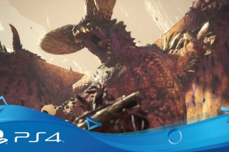 Monster Hunter: World – Trailer de lancement | PS4 / Xbox One