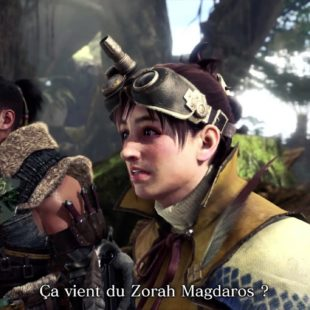 Monster Hunter: World – Trailer Dragons Anciens – PS4 / XBOX ONE / PC