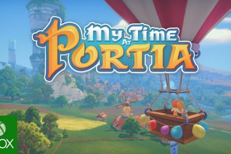 My Time at Portia – Announcement Trailer | Xbox One / PS4 / Switch