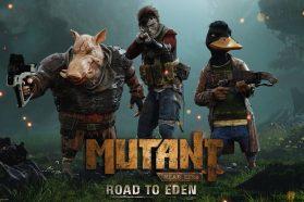 MUTANT Year Zero – Road To Eden | PS4 / XBox One / PC