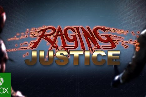 Raging Justice – Partnership Annoucement | Xbox One