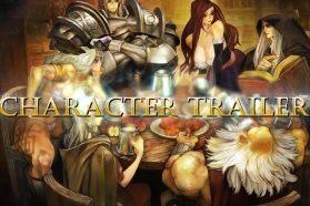 Dragon's Crown Pro – Bande-annonce des personnages | PS4 Pro