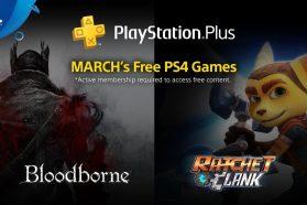 PlayStation Plus – Jeux gratuits pour mars 2018 | PS4