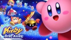 Test Kirby Star Allies Nintendo Switch