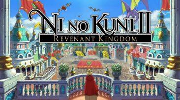 Test du jeu Ni No Kuni II: Revenant Kingdom