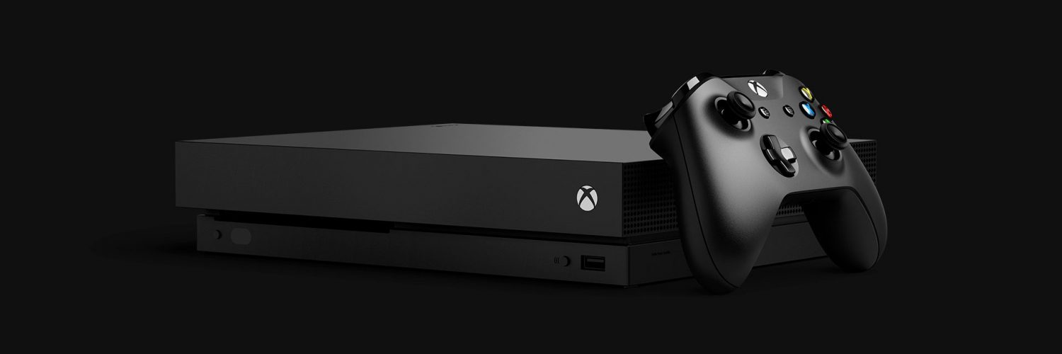 Test Xbox One X Microsoft