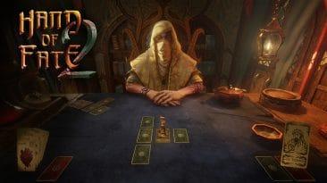 Découverte du jeu Hand of Fate 2 sur PC