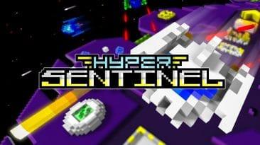 Test du jeu Hyper Sentinel (PS4, Xbox One, Switch, PC)