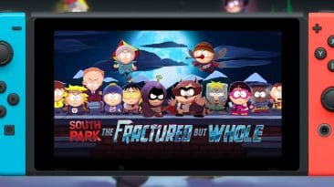 Test South Park: The Fractured But Whole (Switch)