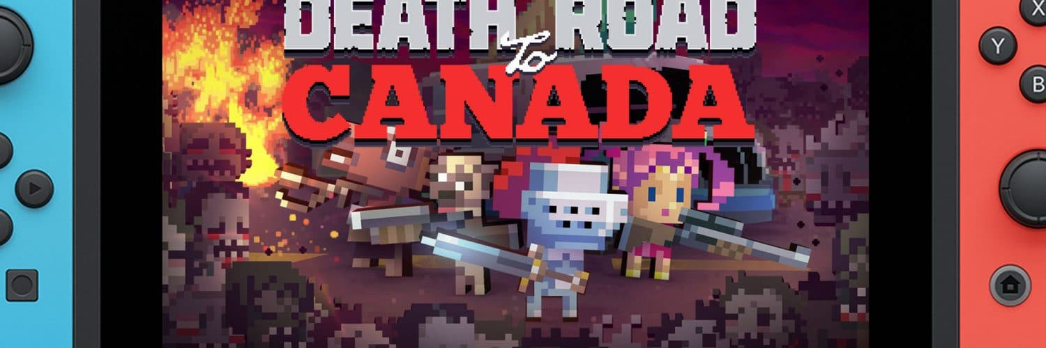 Test du jeu Death Road to Canada (Switch)