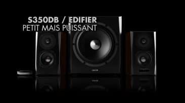 Test Edifier S350DB