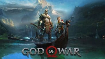 Test God of War (PS4)