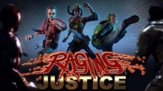 Test Raging Justice - PS4, Xbox One, Switch, PC