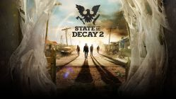 Test State of Decay 2 - Xbox One X