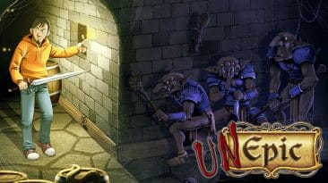 UnEpic Limited edition - PS4