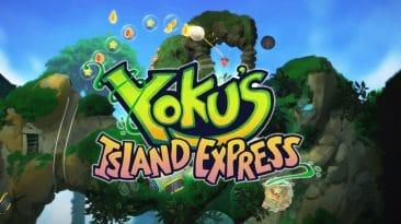 Test Yoku's Island Express - PS4, Xbox One, Switch