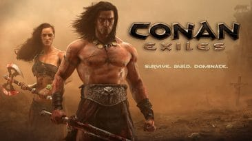 Test Conan Exiles PS4