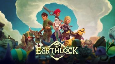 Test Earthlock sur PS4