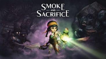 Test Smoke and Sacrifice - Nintendo Switch