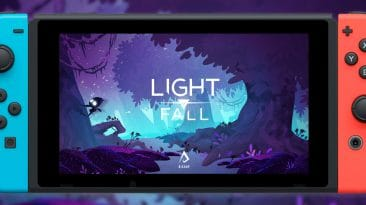 Test du jeu Lightfall sur Switch